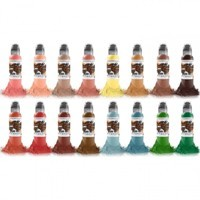 World Famous Ink - Oleg Shepelenko Color Set